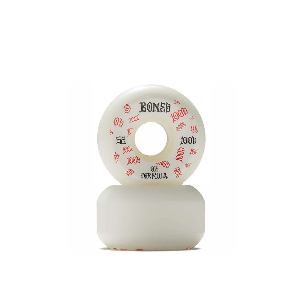 Bones OG 100's #3 V5 Skate Wheels - 52mm