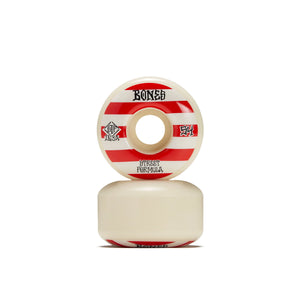 Load image into Gallery viewer, Bones STF Patterns V4 Wide Skate Wheels - 52mm