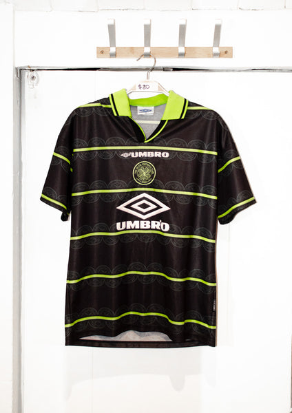 Umbro Celtic 1998-99 Football Away Shirt - Medium