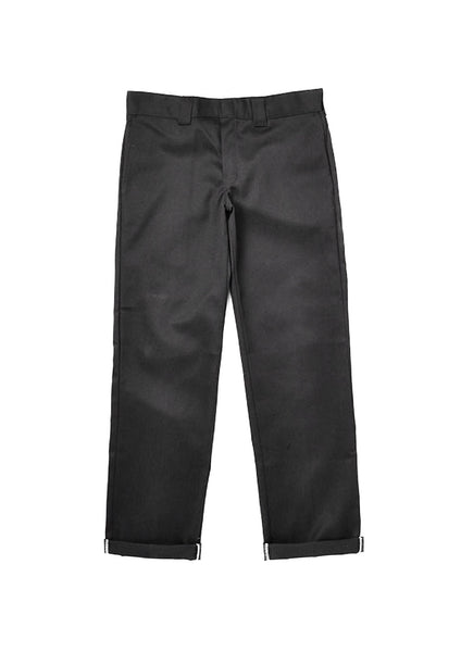 Dickies 873 Slim Straight Fit Work Pants - Charcoal (F)