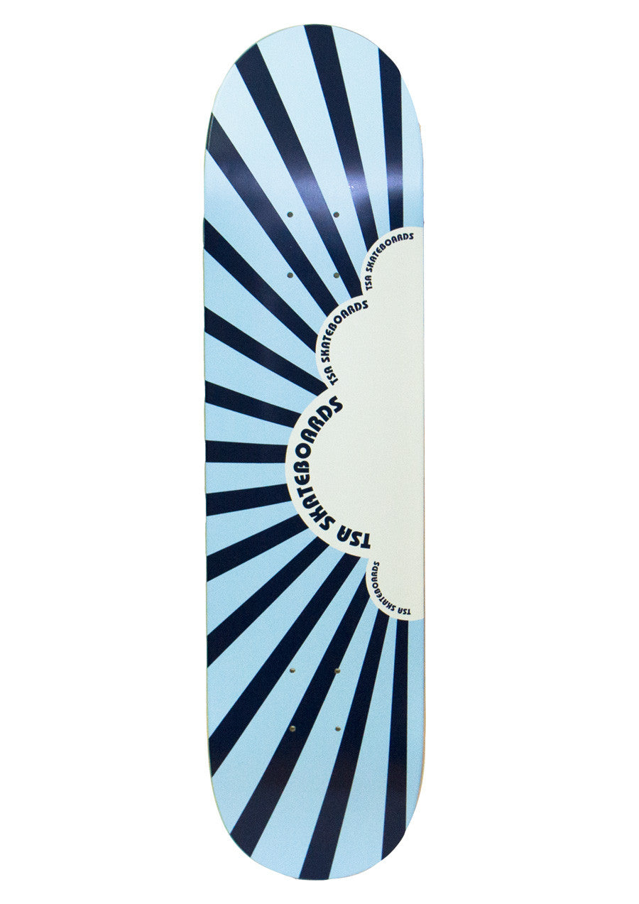 TSA Cloud Skate Deck - 2 Colours/Sizes