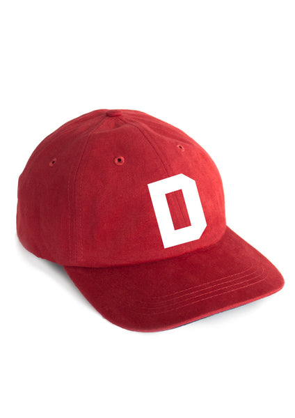Def Solo D Hat - Red
