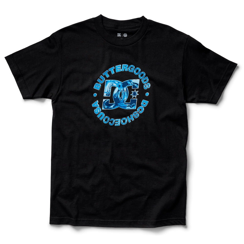 DC x Butter Goods Props Tee - Black