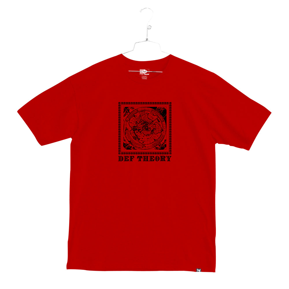 Def Conspiracy Tee - Red (W1)