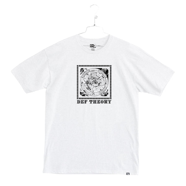 Def Conspiracy Tee - White (W1)