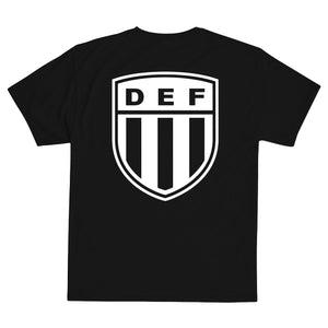 Load image into Gallery viewer, Def Crest Tee - Black