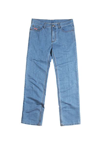 Def Doodle Denim Jeans - Relaxed Straight Fit