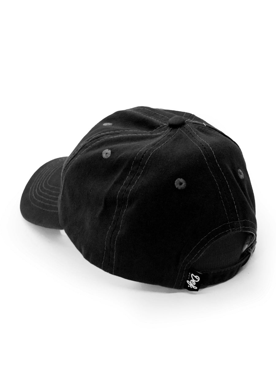 Def Dirt Money Magee Cap - Black