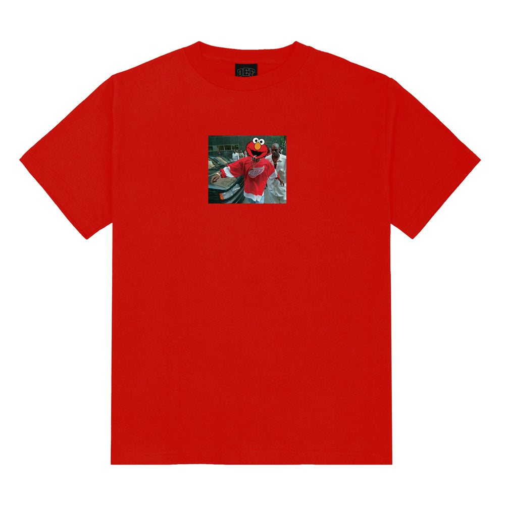 Grill Army Elpaca (Alstyle) Tee - Red