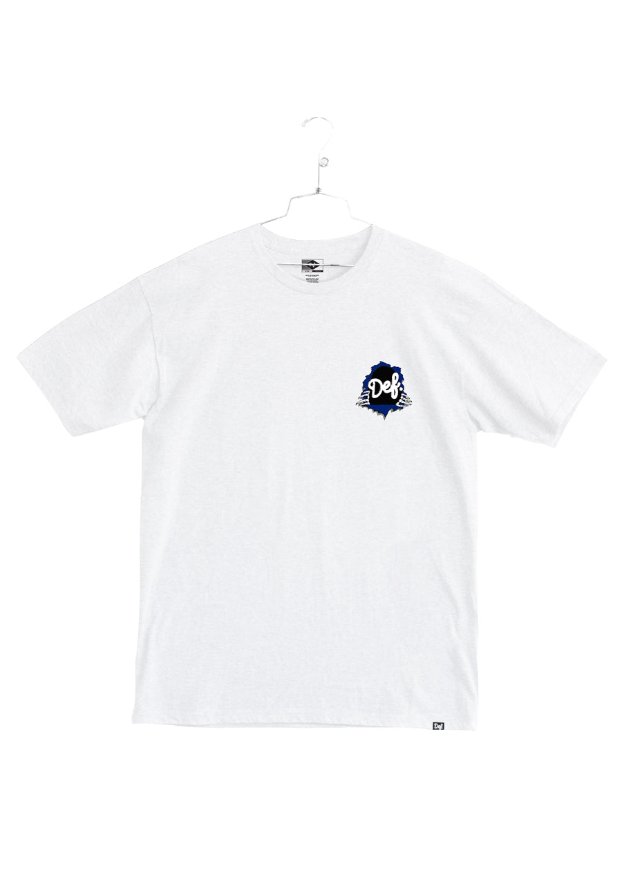 Def Escape Tee - White (C1)