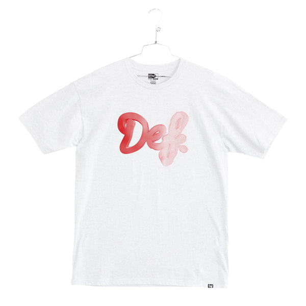 Def Geo Thermal Tee - White (W1)