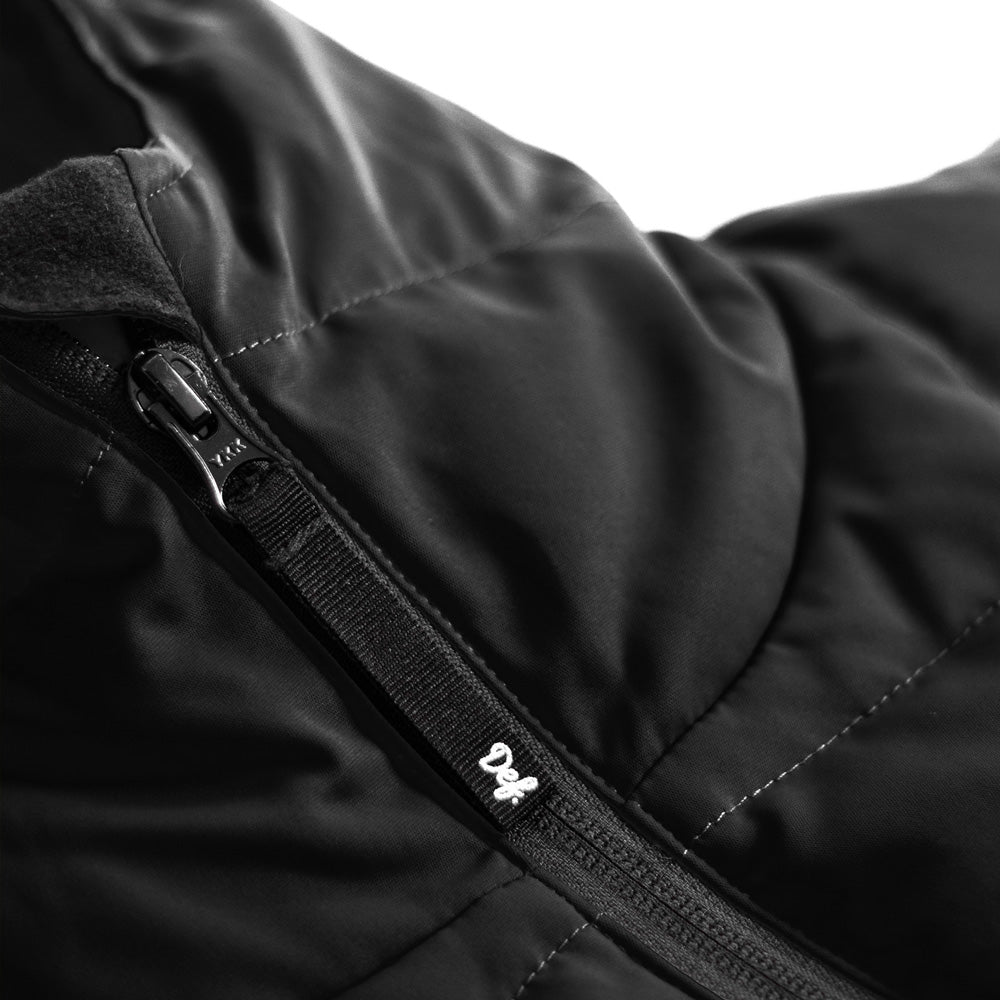 Def Goosey Down Jacket - Black