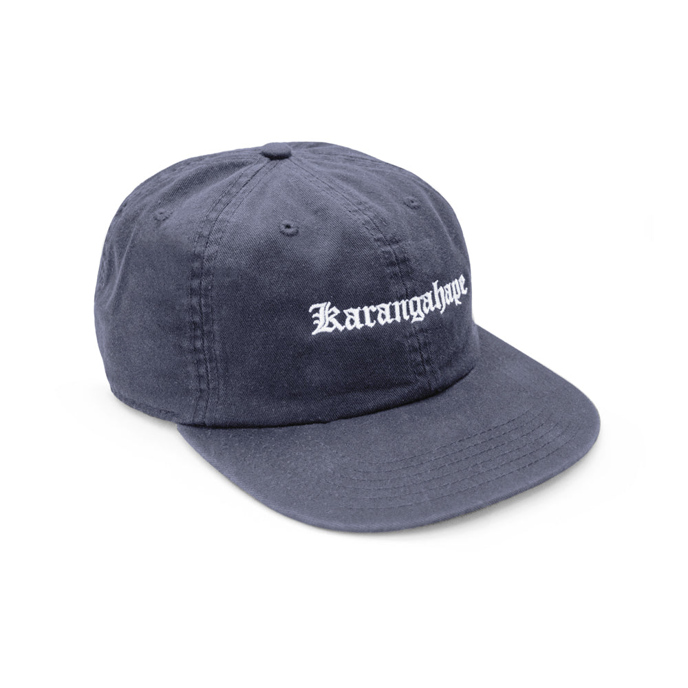 K'ROAD Heritage Drill Cap - Stone Grey