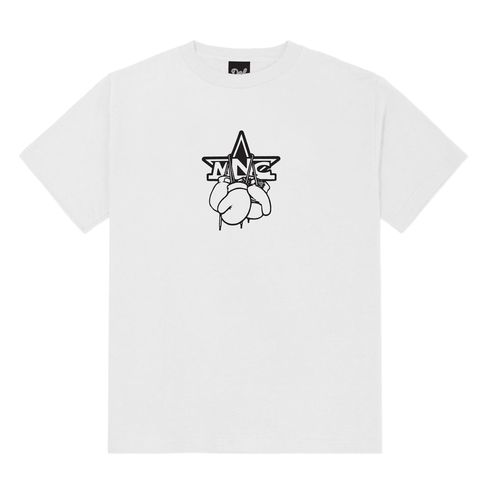 Menace MNC Tee - White/Black