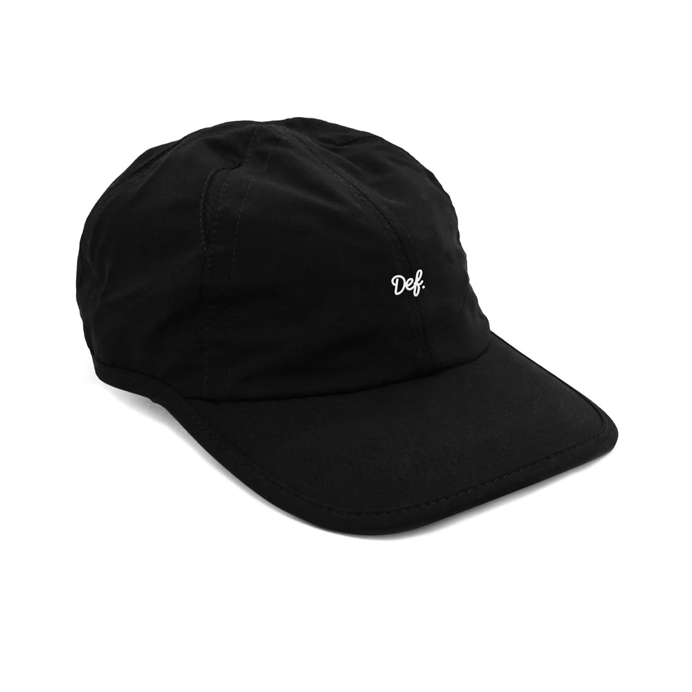 Def Mini Sig Sports Cap - Black