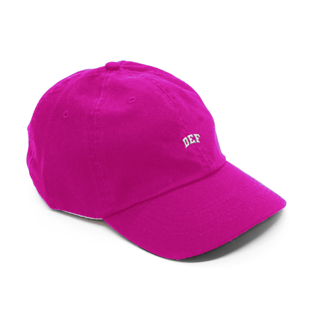 Def Mini Super Cap - Magenta