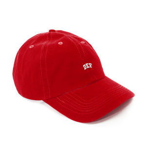 Def Mini Super Cap - Red