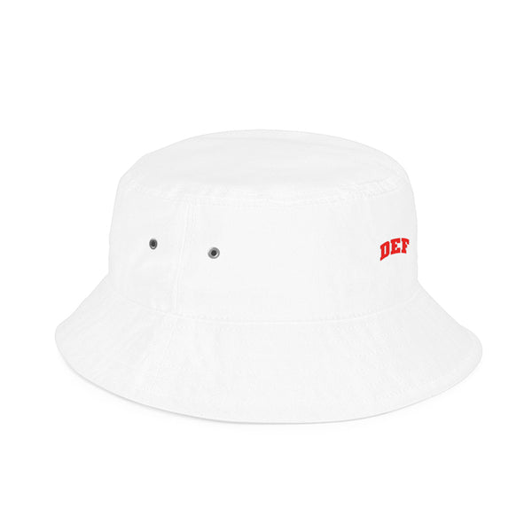 Def Mini Super Bucket - White