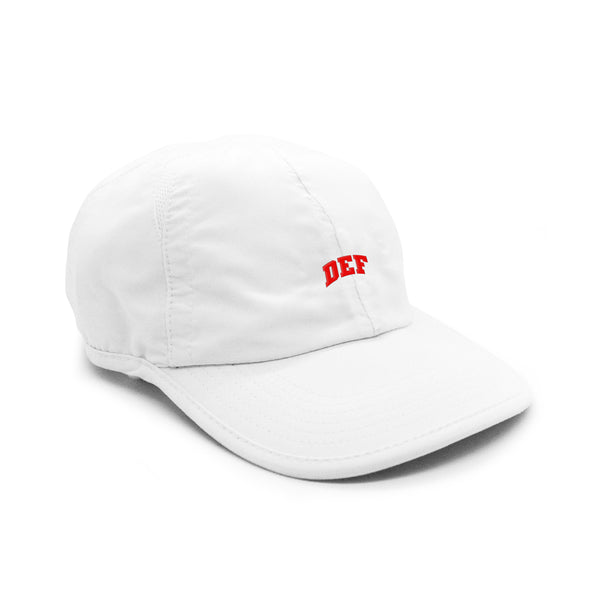 Def Mini Super Sports Cap - White