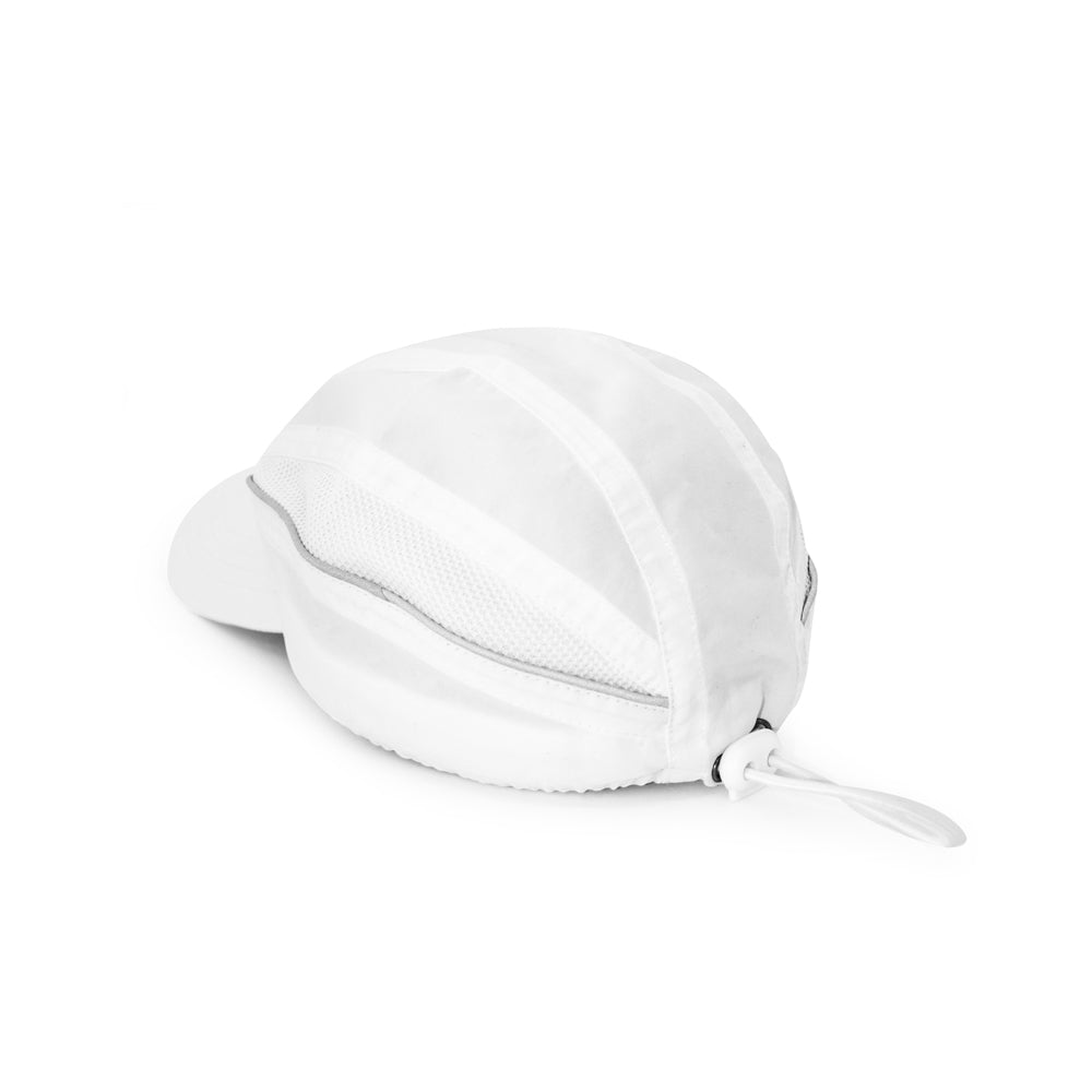 Def Mountaineering Cap - White