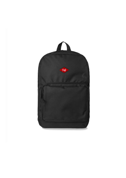Def Patch Backpack - Black
