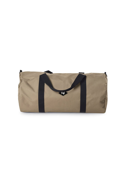 Def Patch Duffel Bag - Khaki