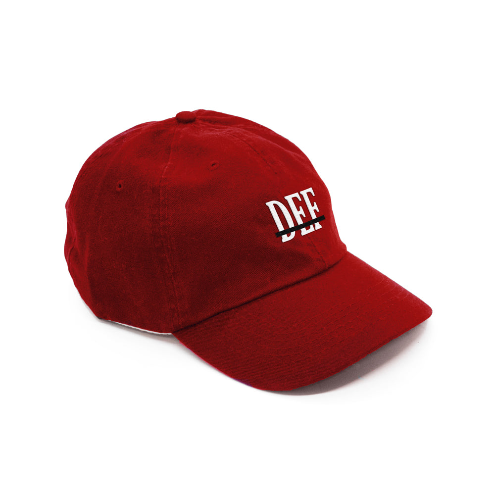 Def People Magee Cap - Red