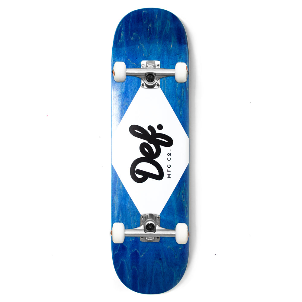 Def Ply Logo Royal Complete - 8.38""