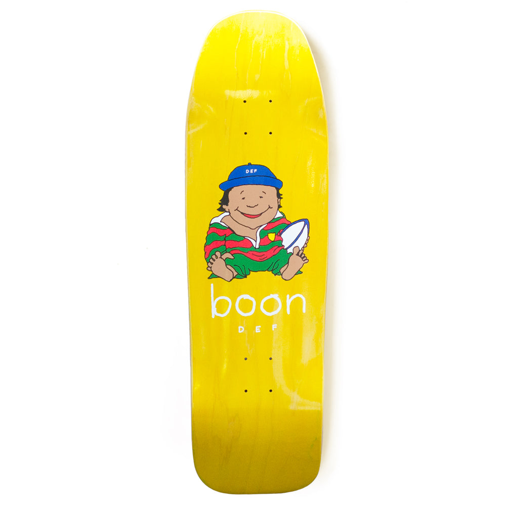 "Def x Smiddy Midget Boon Deck - 9.5"" (Shaped)"