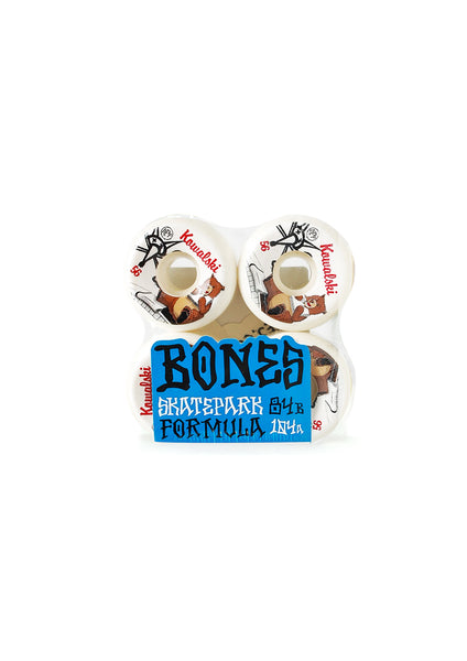 Bones Wheels SPF Kowalski Bear P5 Skate Wheels - 56mm