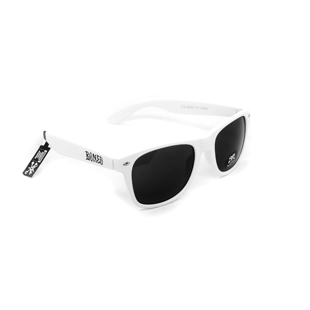 Bones Sunglasses - White