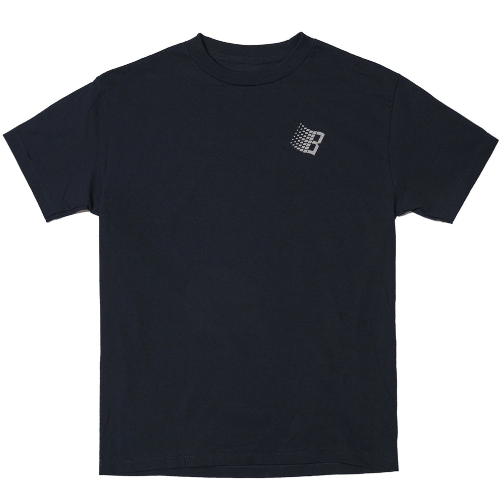Bronze International Tee - Navy