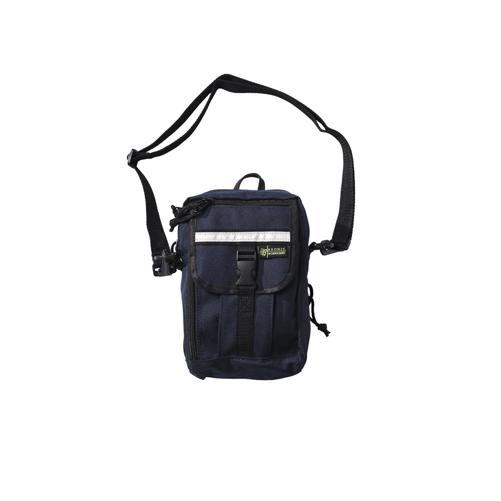 Bronze Phat Sack Bag - Navy