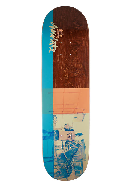 Chocolate City Cowboys Tershy Deck - 8.5""
