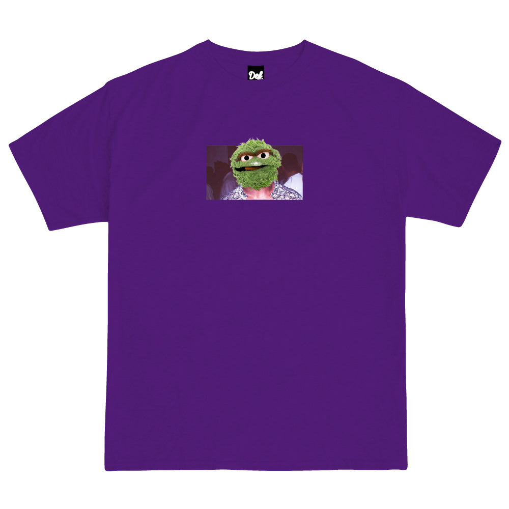 Def Cocaina Tee - Purple (W3)