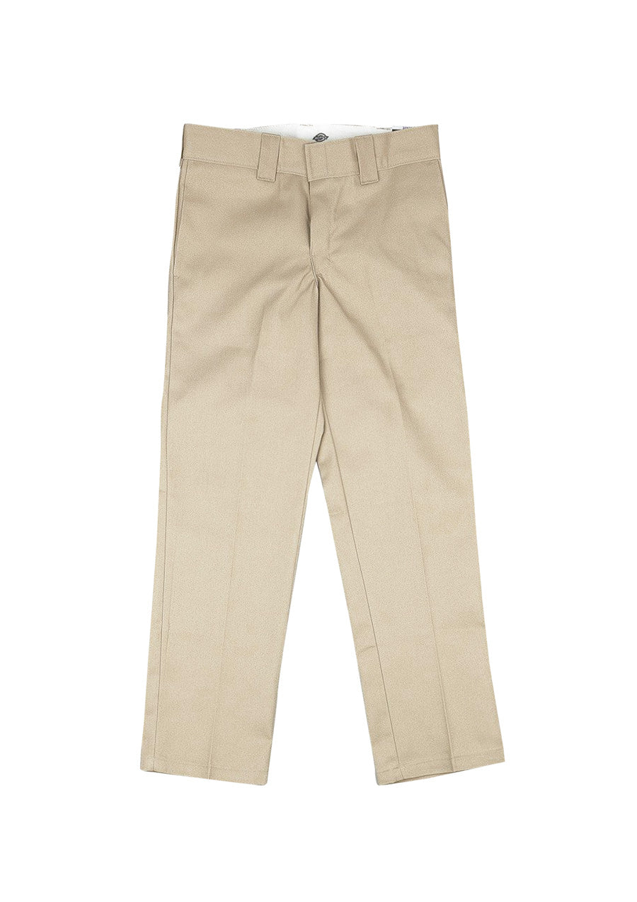 Dickies 873 Slim Straight Fit Work Pants - Khaki (F)