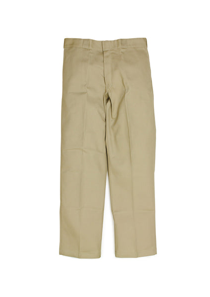Dickies 874 Original Relaxed Straight Fit Work Pants - Khaki (F)