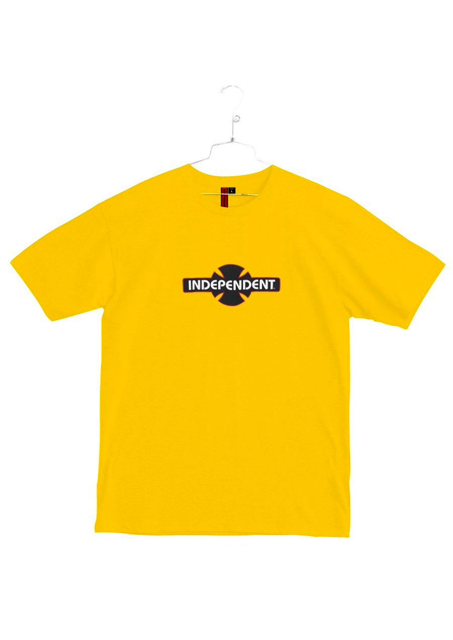 Independent Trucks Co. OGBC Tee - Gold (A1)