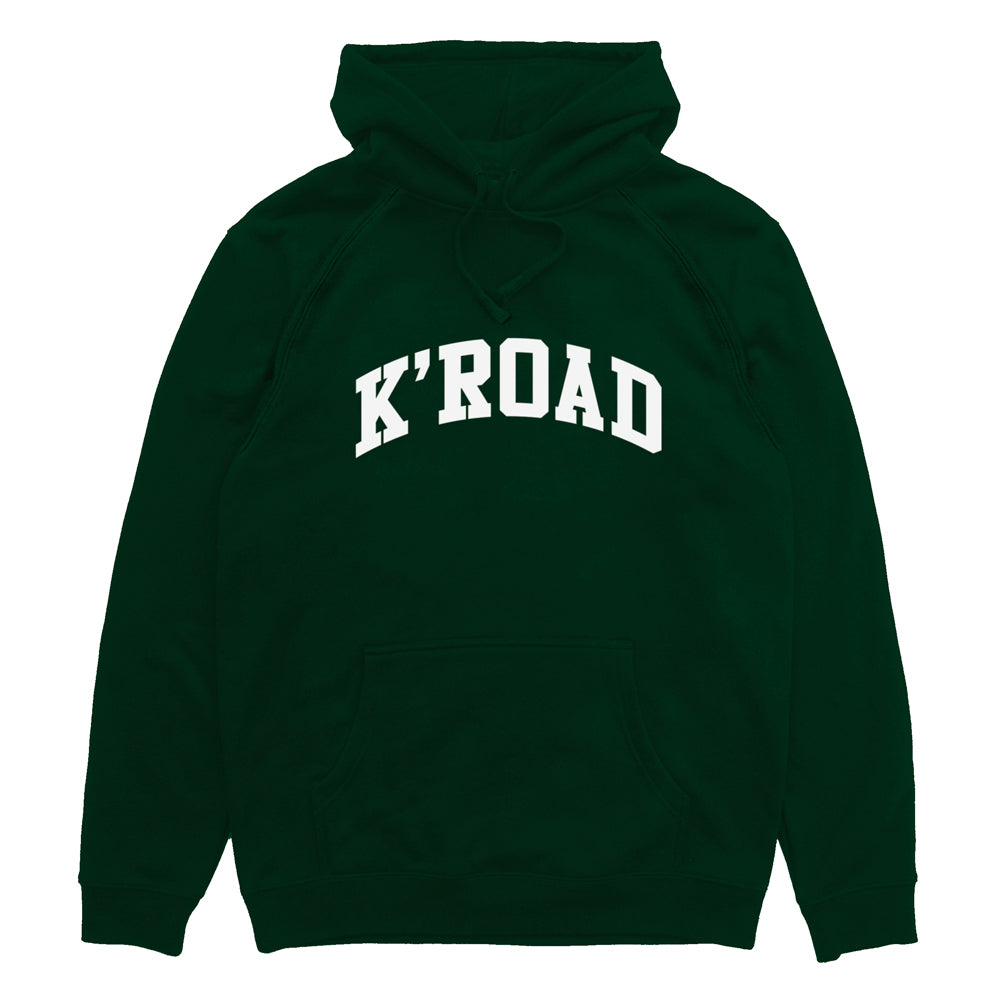 K'ROAD Arch Hood - Forest Green (W1)
