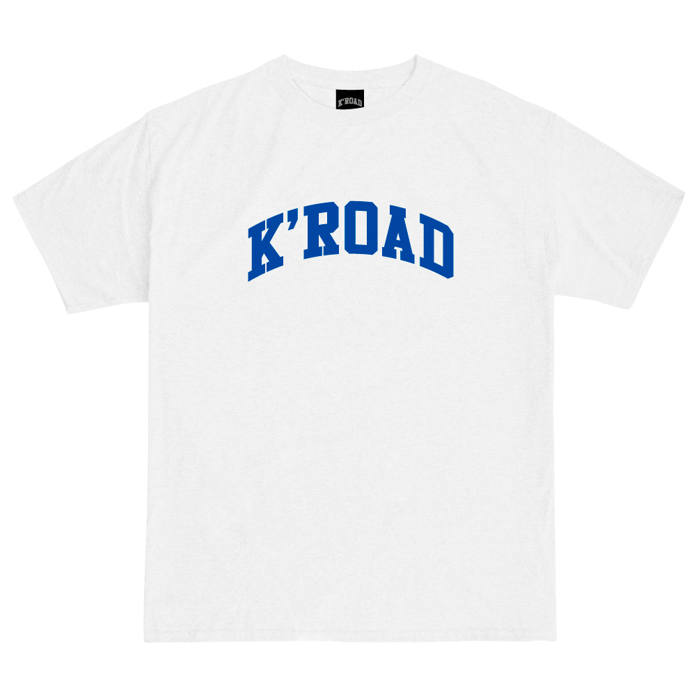 K'ROAD Arch Tee - White