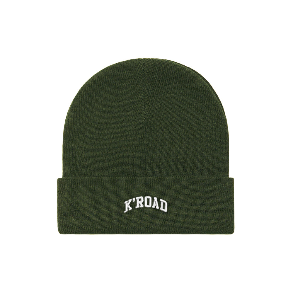 K'ROAD Arch Beanie - Army Green