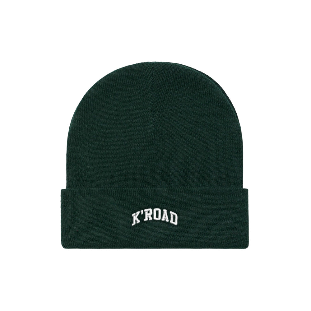 K'ROAD Arch Beanie - Bottle Green