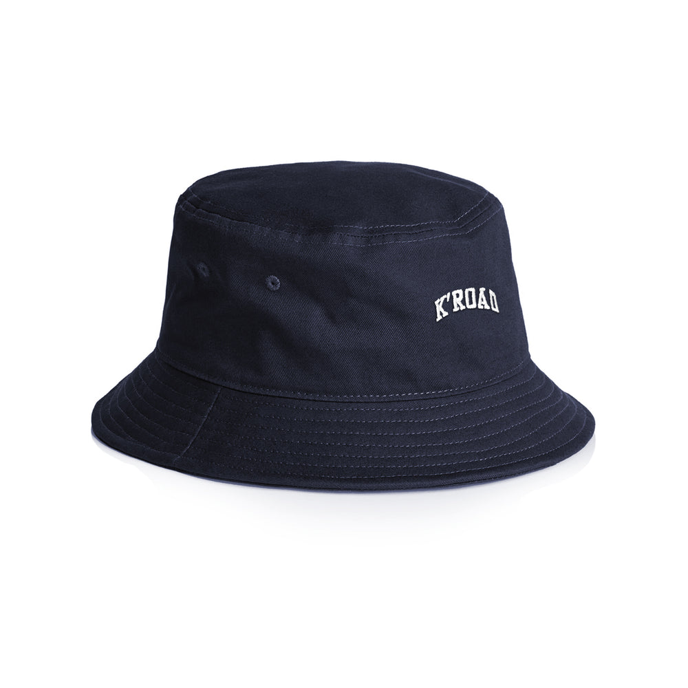 K'Road Arch Bucket Hat - Navy
