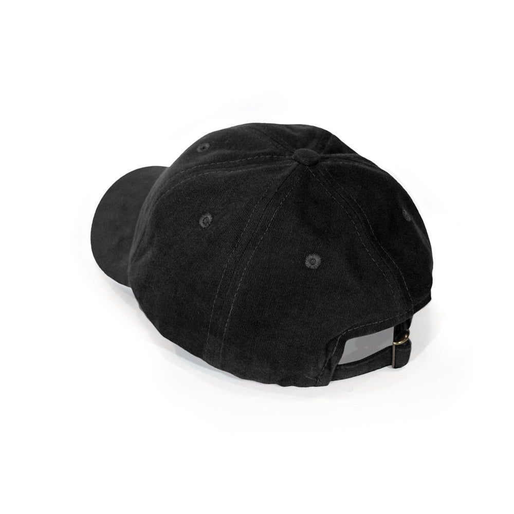 Load image into Gallery viewer, K'ROAD Arch Magee Cap - Black