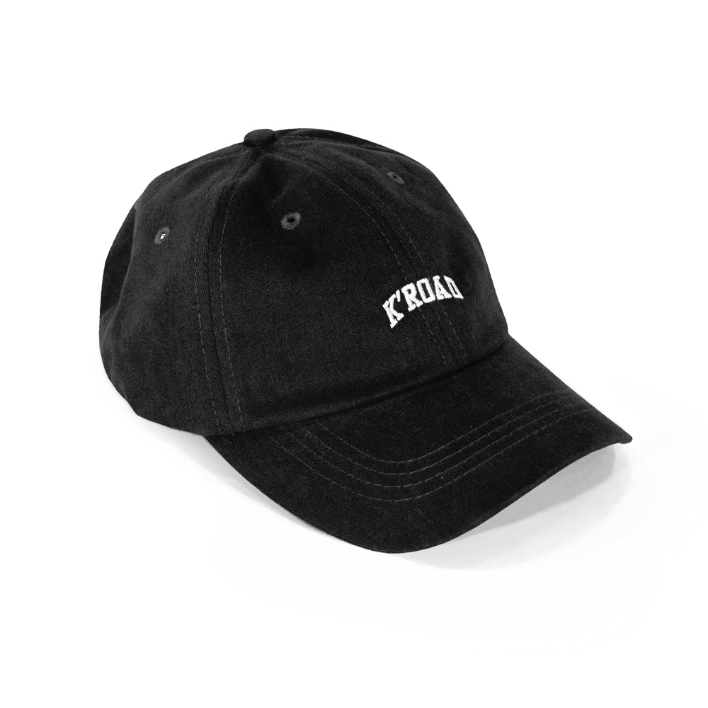 K'ROAD Arch Magee Cap - Black