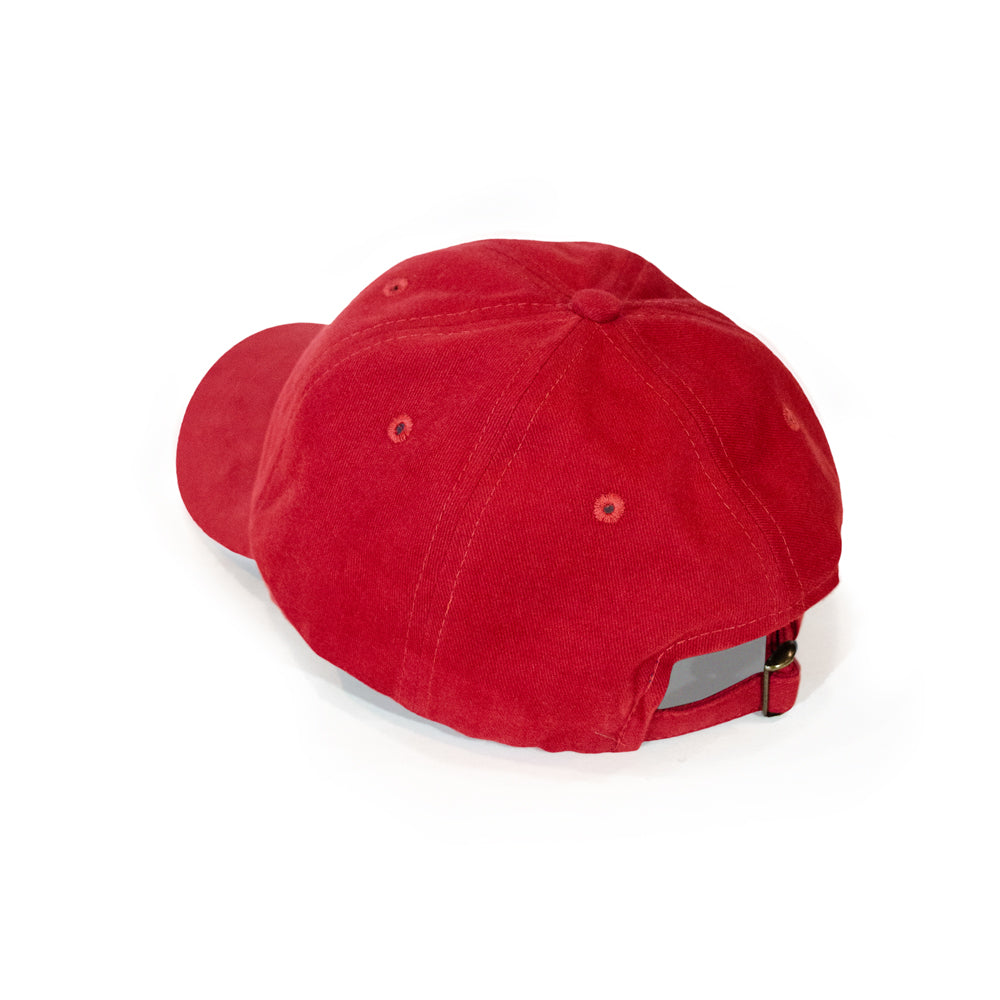 K'ROAD Arch Magee Cap - Red