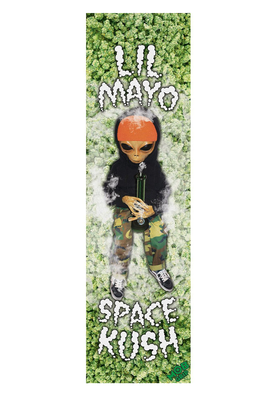 Mob Lil Mayo Smoke Grip Tape