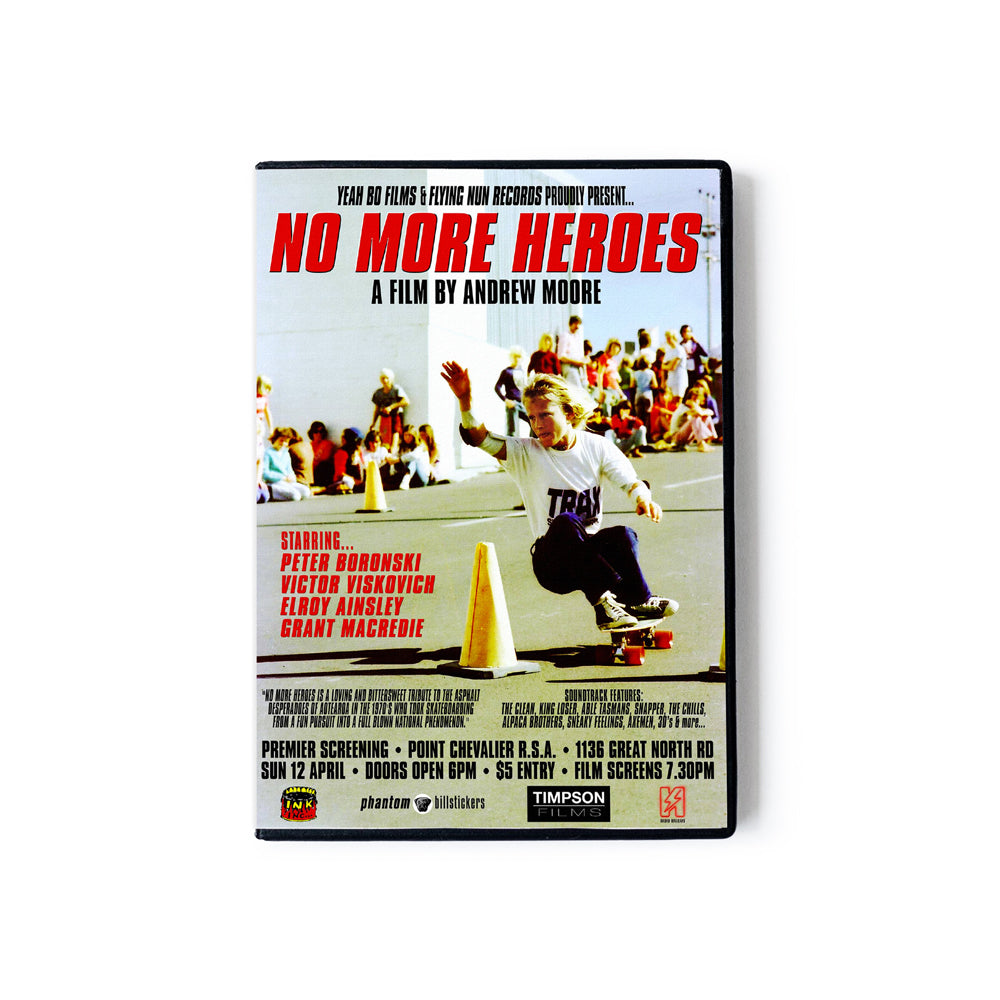 No More Heroes DVD