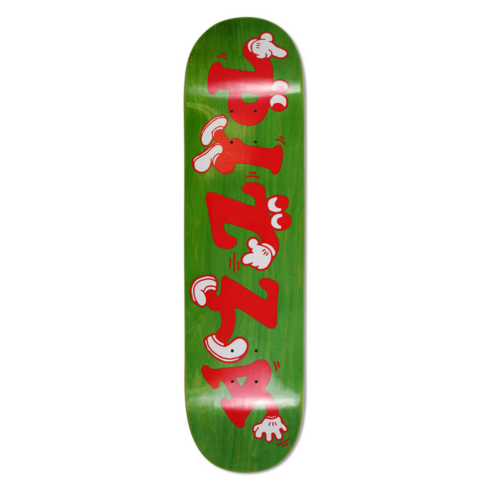 Pizza Skateboards Watch Your Step Remix Deck - 8.25""