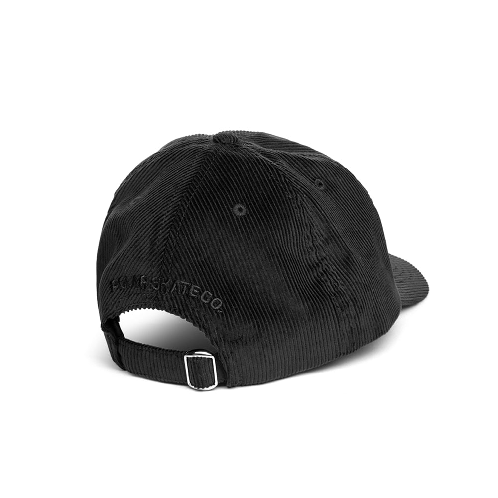 Polar Cord Cap - Black